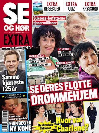 LES MER: I nyeste nummer av Se og Hør Extra kan du lese mer om Charter-Hildes slankereise med moren. Foto: Se og Hør