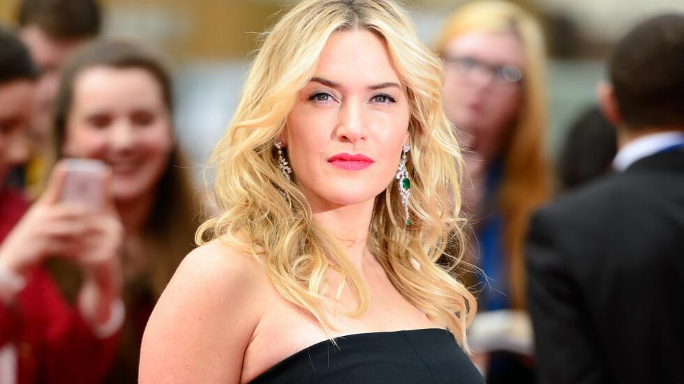 USUNN UTVIKLING: Kate Winslet synes det er overdrevent mye fokus på kvinners kropp etter en fødsel. Foto: All Over Press