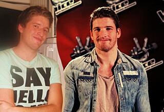 The Voice-Kristian gikk ned 20 kilo på ett år