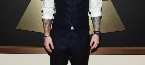 Ed Sheeran har gått ned to klesstørrelser