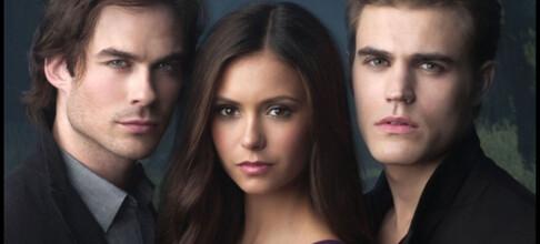 Slutter i «The Vampire Diaries»