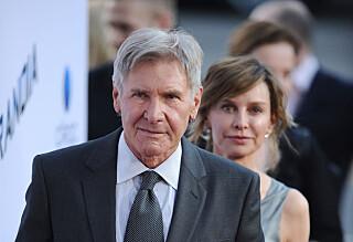 Harrison Ford er ute av sykehuset etter flyulykken