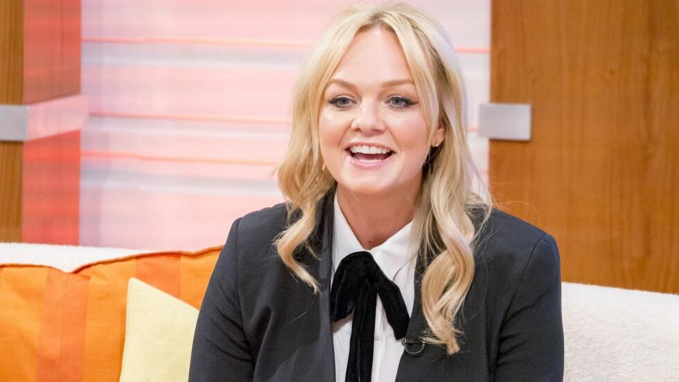 HINTER OM GJENFORENING: Søte Emma Bunton hintet nylig om en etterlengtet Spice Girls-gjenforening. Foto: All Over Press
