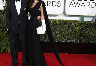Blir hun Clooneys fjerde Oscar-date?