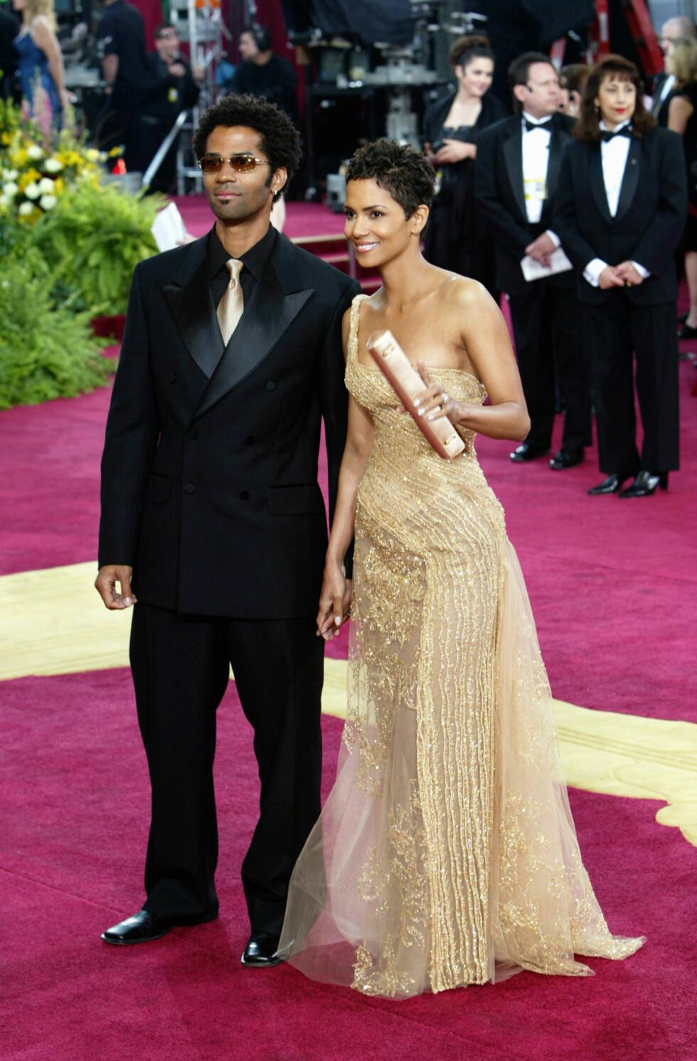 BRUDD ETTER OSCAR: Halle Berry og Eric Benet. Foto: All Over Press