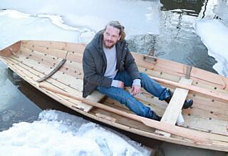 Se hvem Claus ga «Anno»-båten til