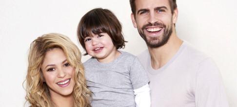 Shakira er blitt tobarnsmor