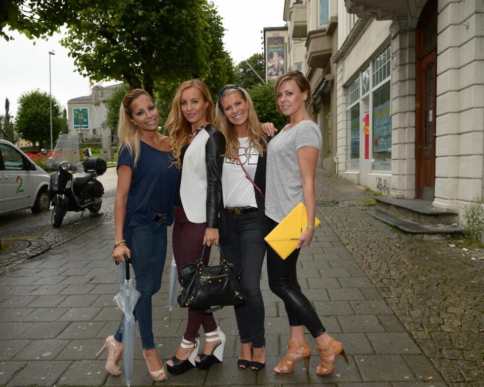 TV-FJES: Mari Haugersveen er blant annet kjent fra TV 2-serien «Tigerstaden», med Linni Meister, Carina Dahl og Anette-Marie Antonsen. Foto: FameFlynet Norway