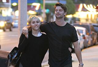 - De så ut som et søtt par