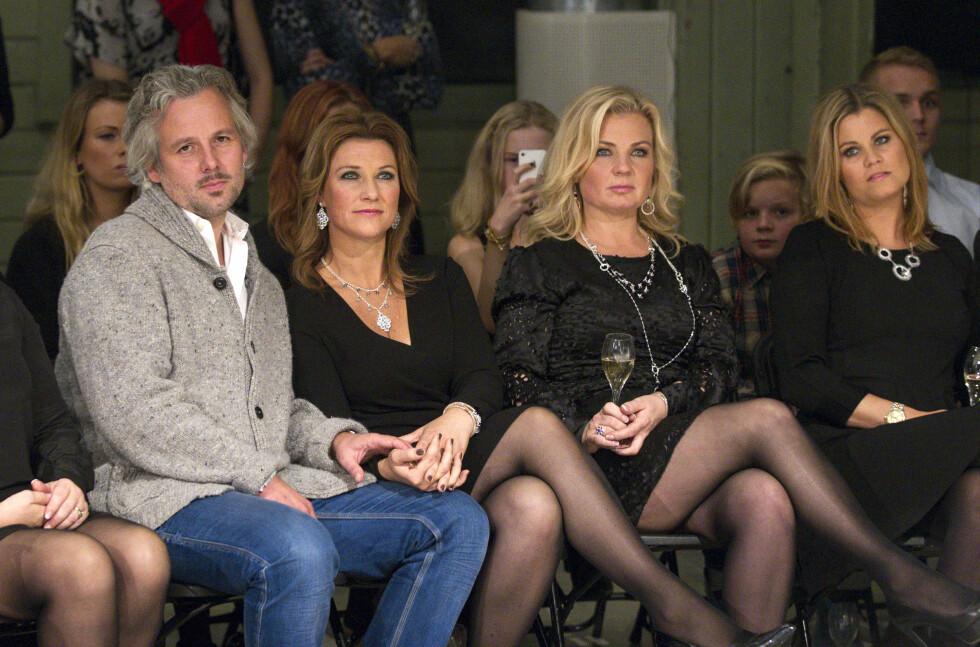 DETOX: Prinsessen og Nordeng kaller coachingen for en spirituell og emosjonell detox. Foto: Andreas Fadum, Se og Hør