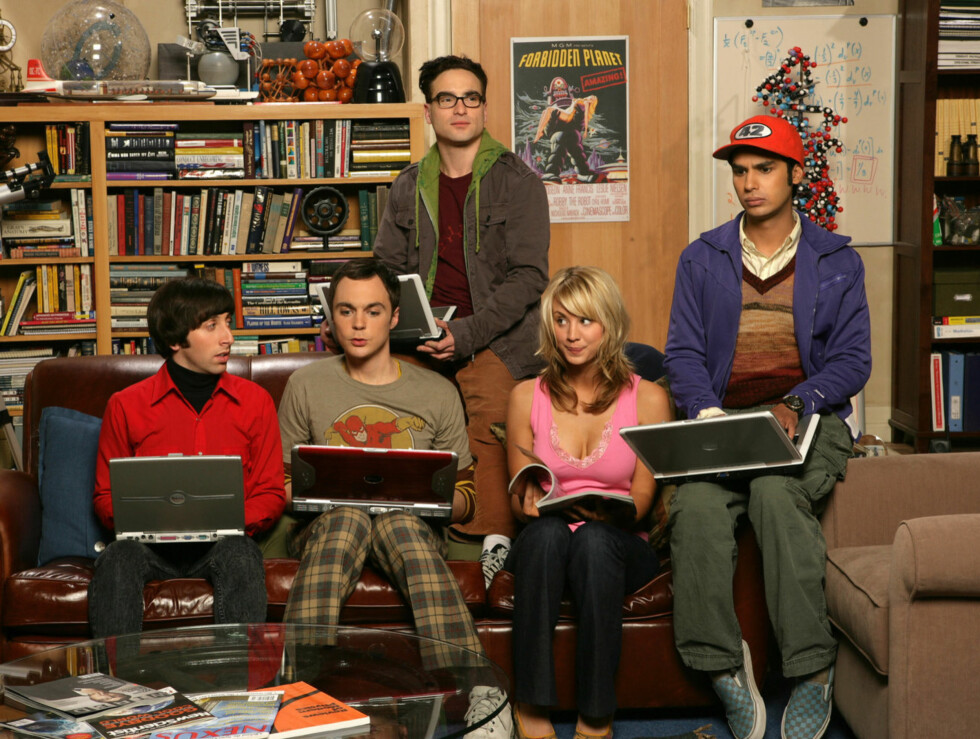 POPULÆRE: Kaley Cuoco har blitt verdensberømt gjennom sin rolle som Penny i TV-serien «The Big Bang Theory».