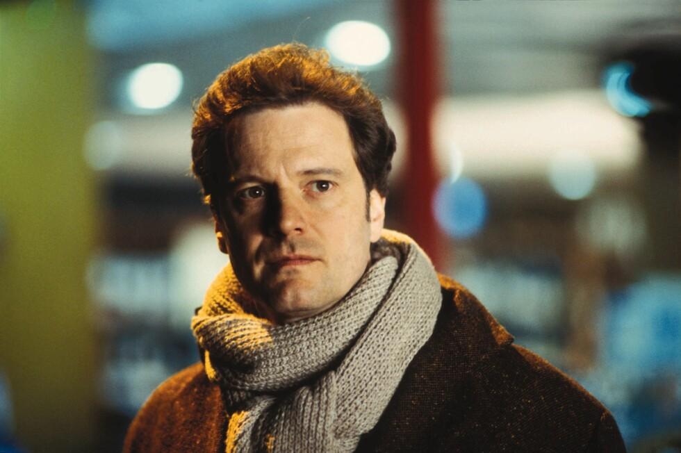 STORE ROLLER: Colin Firth har vært med i mange gigantfilmer etter at han for elleve år siden viste seg i Love Actually. Foto: Filmweb