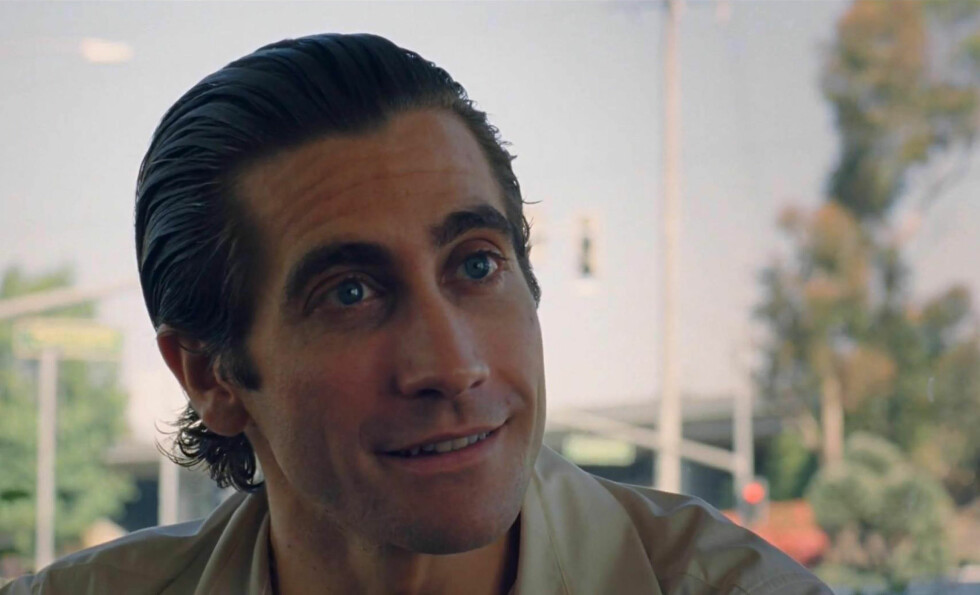 UGJENKJENNELIG: Jake Gyllenhaal har allerede fått mye kritikerros for rolleprestasjonen sin som sinnsforvirrende, frenetiske Louis Bloom i «Nightcrawler». Foto: Stella Pictures