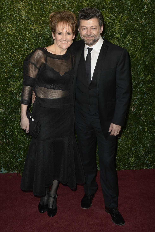 SPILLER GOLLUM: Andy Serkis ble for alvor kjent for sin rolle som Gollum i «Ringenes Herre»-filmene og har siden blitt en stor Hollywood-stjerne. Foto: Stella Pictures