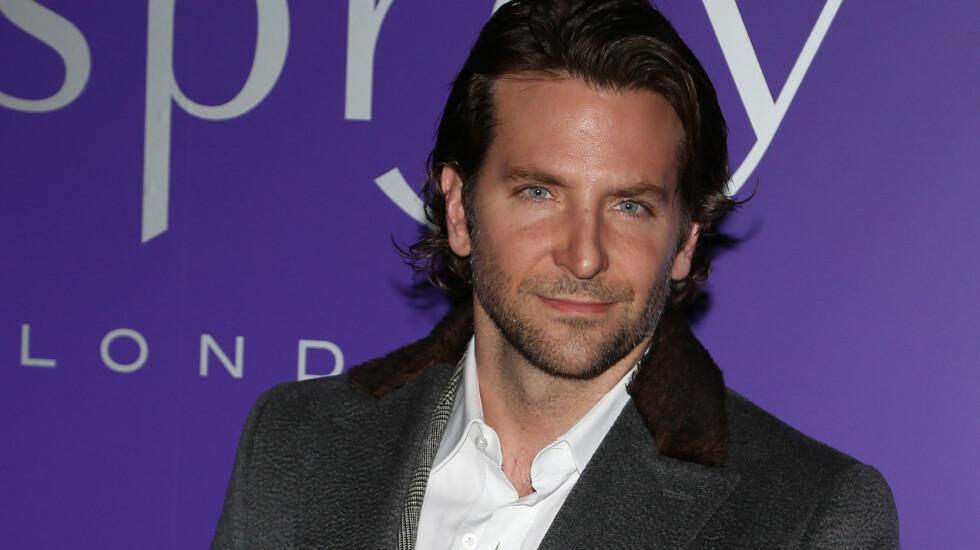 MOTGANGEN GJORDE HAM STERK: Bradley Cooper har hatt sine personlige nedturer, men har valgt å bruke dem til noe positivt.