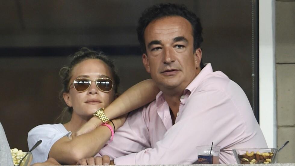 - GIFTET SEG: Bladet Lucky skriver at Mary-Kate Olsen har giftet seg med Olivier Sarkozy, som er broren til Frankrikes tidligere president, Nicolas Sarkozy. Foto: All Over Press