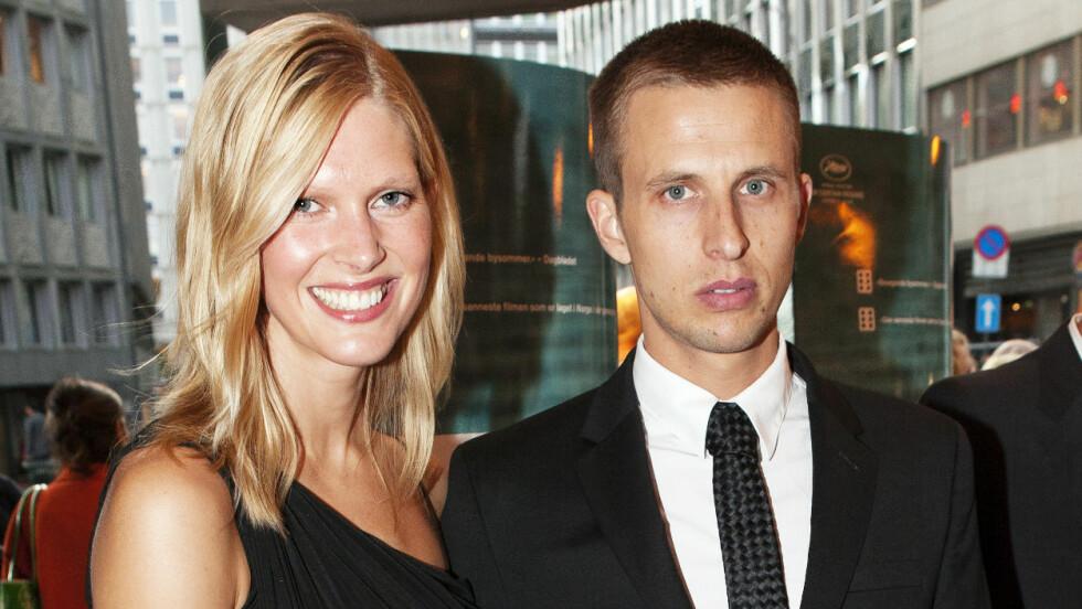 BLIR FORELDRE: Iselin Steiro og Anders Danielsen Lie venter deres første barn på nyrået. Paret giftet seg i 2008, og bor i dag i Ullevål Hageby i Oslo. Her fra premieren på «Oslo, 31. august» i 2011. Foto: Espen Solli