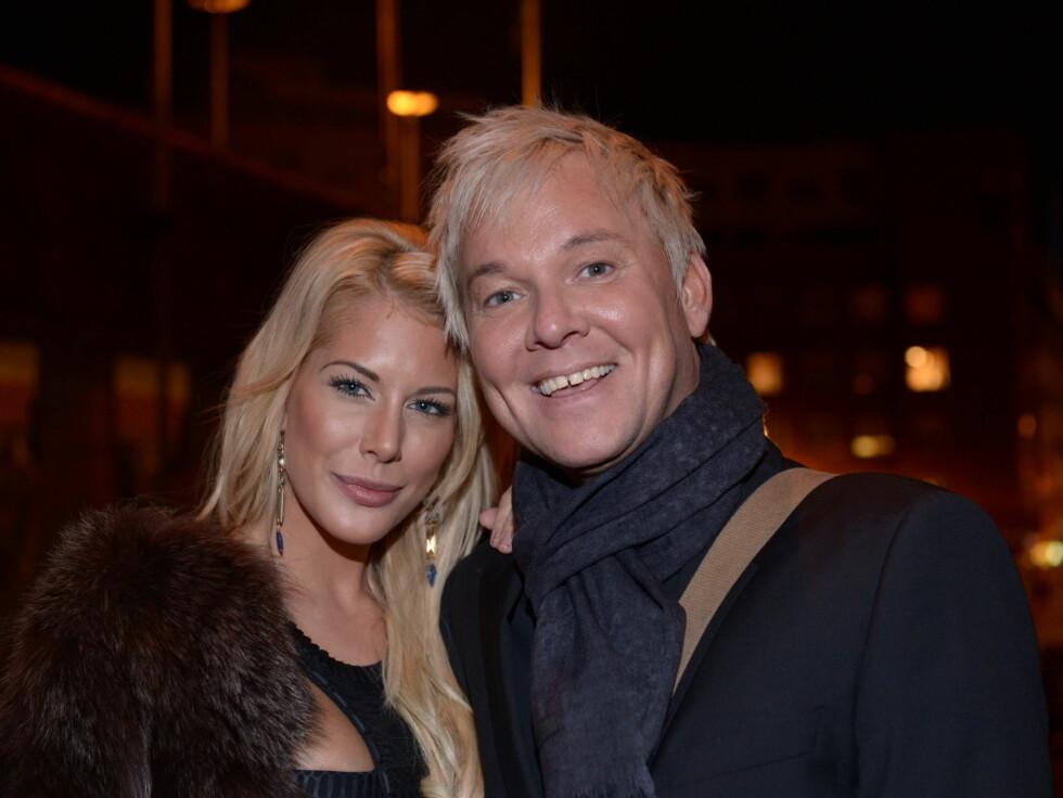 BRUDD: Kristian Valen ble singel etter fire år med Carina Reiersen.