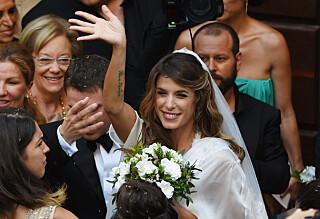 Clooneys eks-kjæreste giftet seg