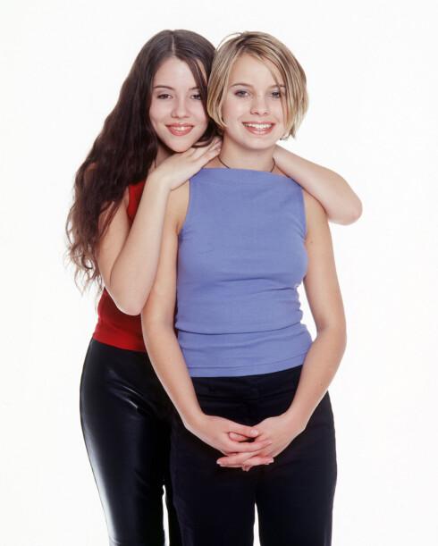 SUKSESS: Marion Ravn og Marit Larsen utgjorde jenteduoen M2M, som på slutten av 90-tallet gjorde stor musikalsk suksess både nasjonalt og internasjonalt. De la samarbeidet på hylla i 2002, og har siden jobbet med sine respektive solokarrierer. Dette bildet er fra 2000. Foto: All Over Press