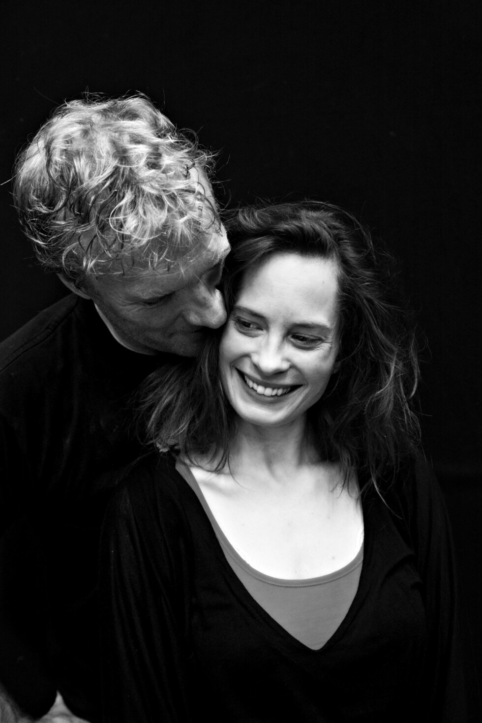 """2008: Sven Nordin som Brand og Maria Bonnevie som Agnes i  Henrik Ibsens """"Brand"""".  Foto: Aftenposten"""