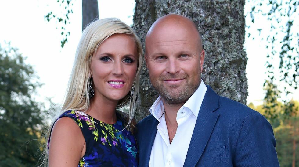 <strong>FORLOVET:</strong> Torstein Sødal og Maria Arredondo er nå forlovet, men han fikk ikke helt frie tøyler da han skulle fri...Her fra Allsang på Grensen.  Foto: Stella Pictures