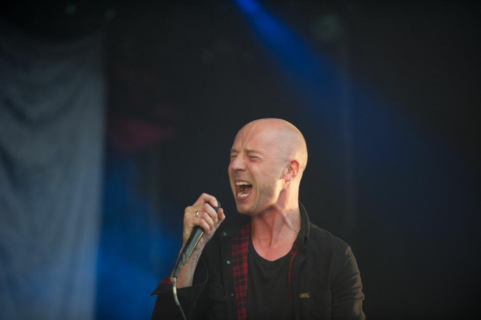TALENTFULL: Sivert Høyem har fått flere priser for musikken.  Foto: Stella Pictures