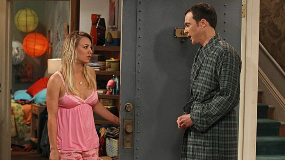 KREVER MER LØNN: «The Big Bang Theory» er i dag en av verdens mest populære TV-serier, og nå krever flere av skuespillerne en kraftig lønnsøkning for å fortsette. Foto: Fame Flynet