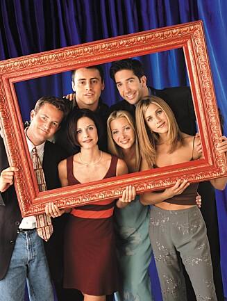 NÆRMER SEG «FRIENDS»-STJERNENE: Hvis Deadline.com får rett og «The Big Bang Theory»-stjernene kommer til enighet med Warner Bros, kan de ende på samme lønnsnivå som «Friends»-stjernene gjorde i seriens siste sesong.