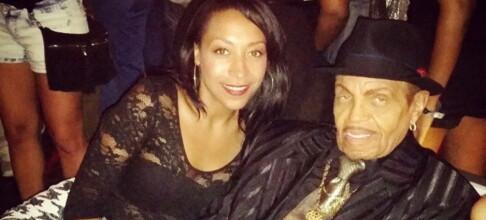 Festet med Michael Jacksons pappa