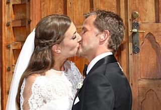 Tone hyller nygift søster og svoger