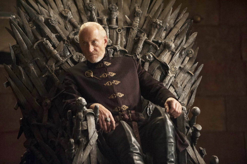 OGSÅ PÅ ROLLELISTEN: «Game of Thrones»-skuespiller Charles Dance. Foto: Everett Collection/All Over Press