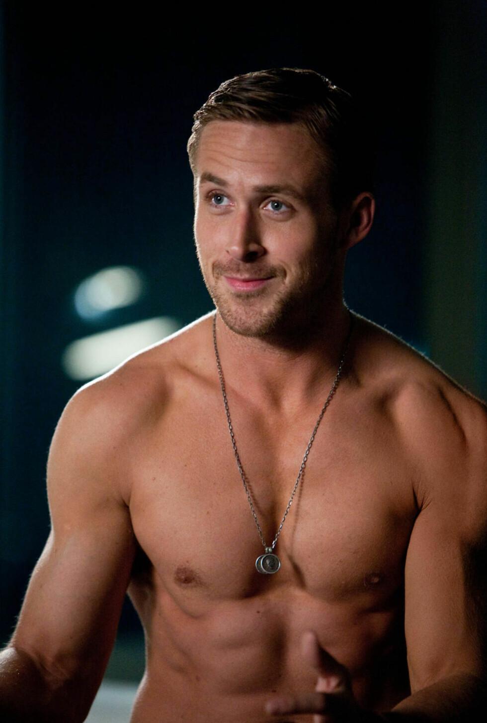 MANGE FANS: Ryan Gosling blir av mange kvinner sett på som drømmemannen. Foto: FameFlynet Norway