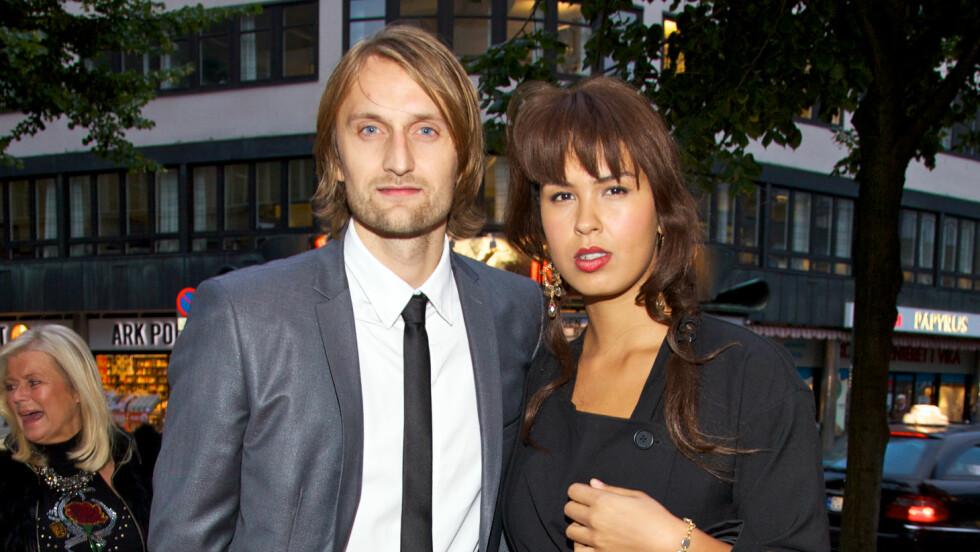 BRUDD: Maria Mena og ektemannen Eivind Sæther går hver til sitt. Foto: Se og Hør