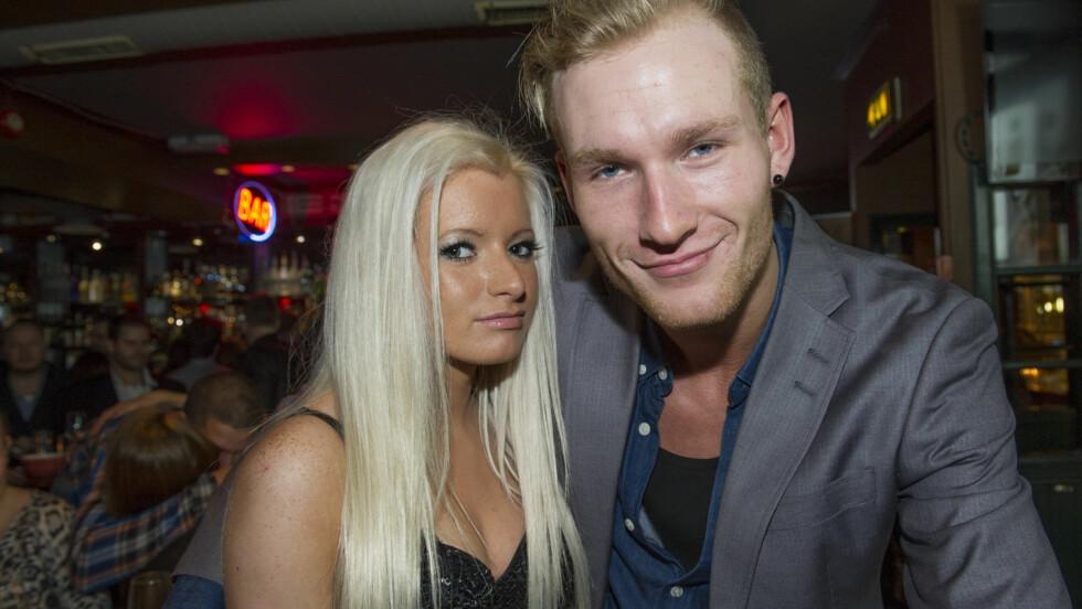 BRUDD: Etter to år brast lykken for Paradise-paret Iselin Michelsen og Are B. Schanke.