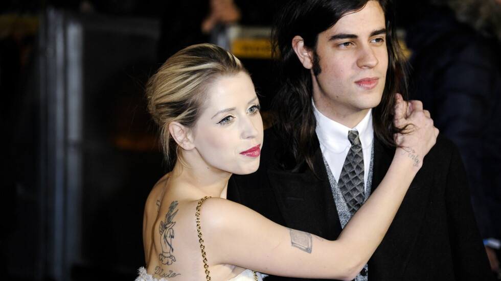 KNUST: Tom Cohen orker ikke tanken på å flytte tilbake til huset hvor hans kone Peaches Geldof ble funnet død. Her fra en filmpremiere i London i november. Foto: Stella Pictures