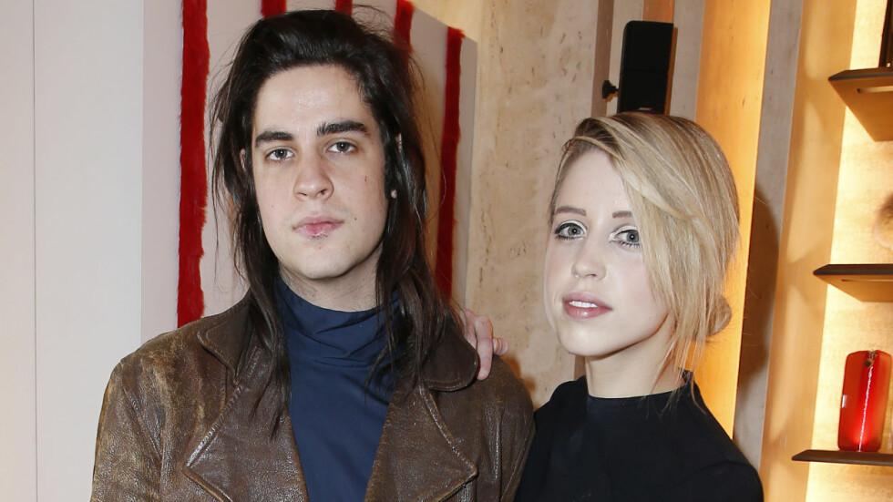 I SORG: Peaches Geldofs enkemann Thomas Cohen er knust etter at kona gikk bort i forrige uke. Hun ble bare 25 år, og etterlater seg to små barn. Foto: FameFlynet
