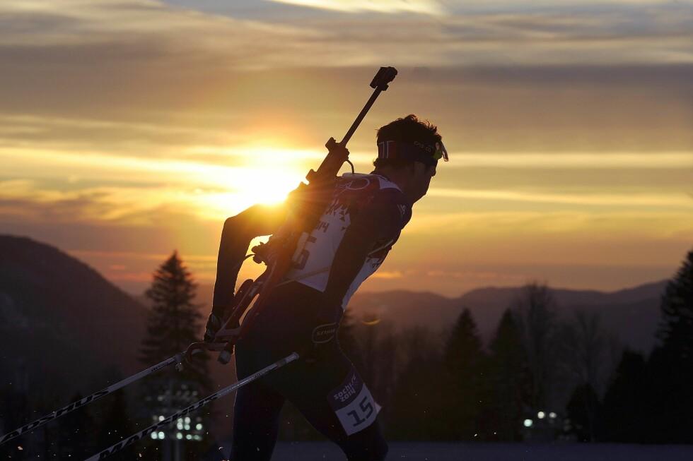 MESTVINNENDE: Under OL i Sotsji tidligere i år vant Bjørndalen to OL-gull, og stakk samtidig av med den gjeve tittelen «tidenes mestvinnende vinterolympier». Jubelen sto i taket blant sportsinteresserte nordmenn da det tidligere i år ble kjent at Bjørndalen fortsetter karrieren fram til VM i Holmenkollen i 2016. Foto: imago/Sven Simon/ All Over Press
