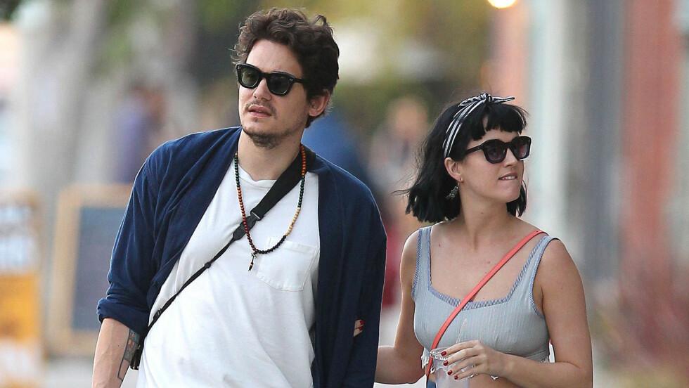 INGEN NY SJANSE: Katy Perry vil la seg hypnotisere, for å få eksen John Mayer ut av hodet sitt. Foto: FameFlynet
