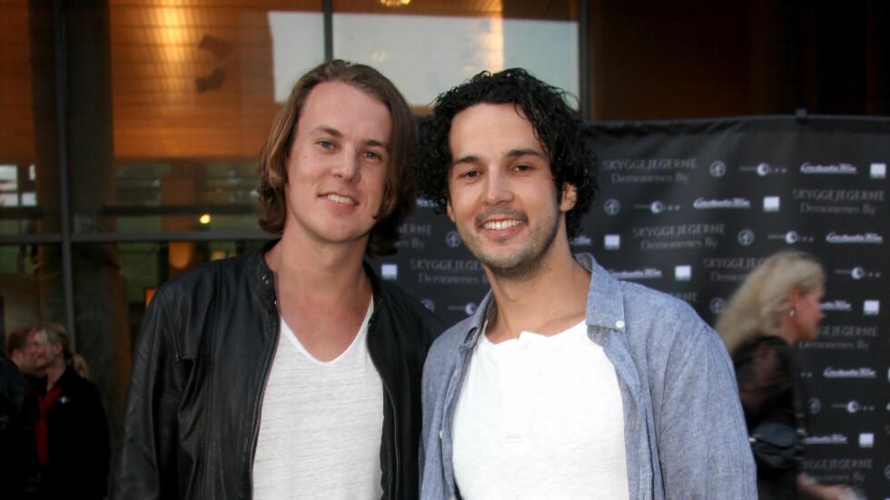 <strong>GODT BETALT:</strong> Brødrene Bård og Vegard Ylvisåker har tjent 50 millioner på humorsuksessen.