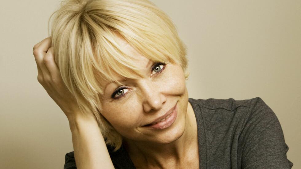 EVIG UNG: Linda innrømmer at hun frykter alderdommen. Foto: TV 2