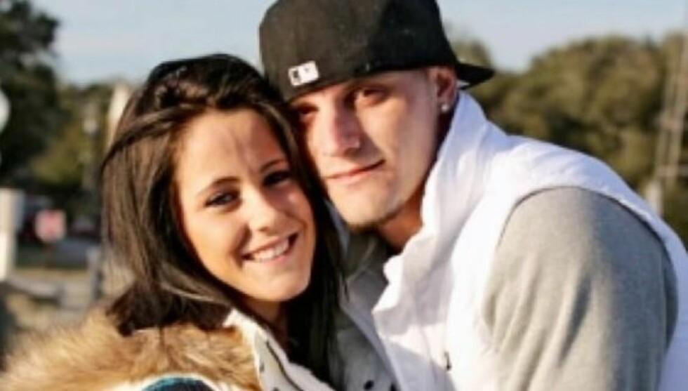 STAKK FRA REHAB: Jenelle Evans skulle vært på rehab i én måned, men stakk etter fire dager. Ekskjæresten Courtland Rogers tror ikke hun er rusfri.