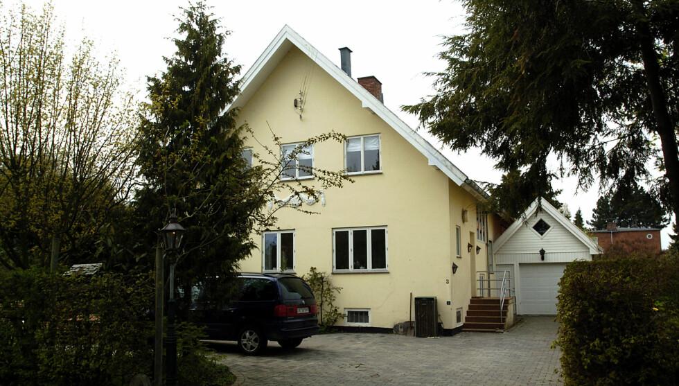 LUKSUSVILLA: Sissel Kyrkjebøs hjem i København er lagt ut for 9,5 millioner kroner. Foto: KASPAR WENSTRUP