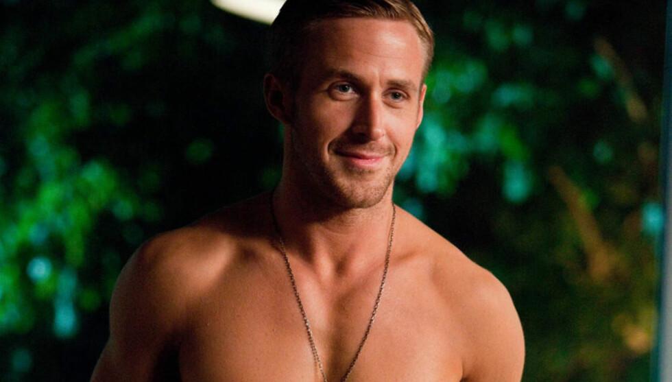 MISTET ROLLEN: Hoolywood-stjernen Ryan Gosling la på seg 23 kilo på kort tid for en filmrolle på slutten av 2000-tallet, men han mistet rollen til Mark Wahlberg. I «Crazy, Stupid, Love» (bildet) fra 2011 kom imidlertid en kraftigere fysikk ham til go Foto: Stella Pictures