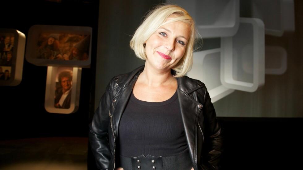 NYE UTFORDRINGER: Til høsten debuterer Linn Skåber i den kvinnelige hovedrollen i teaterversjonen av Ingmar Bergmans «Scener fra et ekteskap». Skuespilleren går fra lattermild stemning i NRKs «Nytt på Nytt» til alvorlige temaer som utroskap og svi