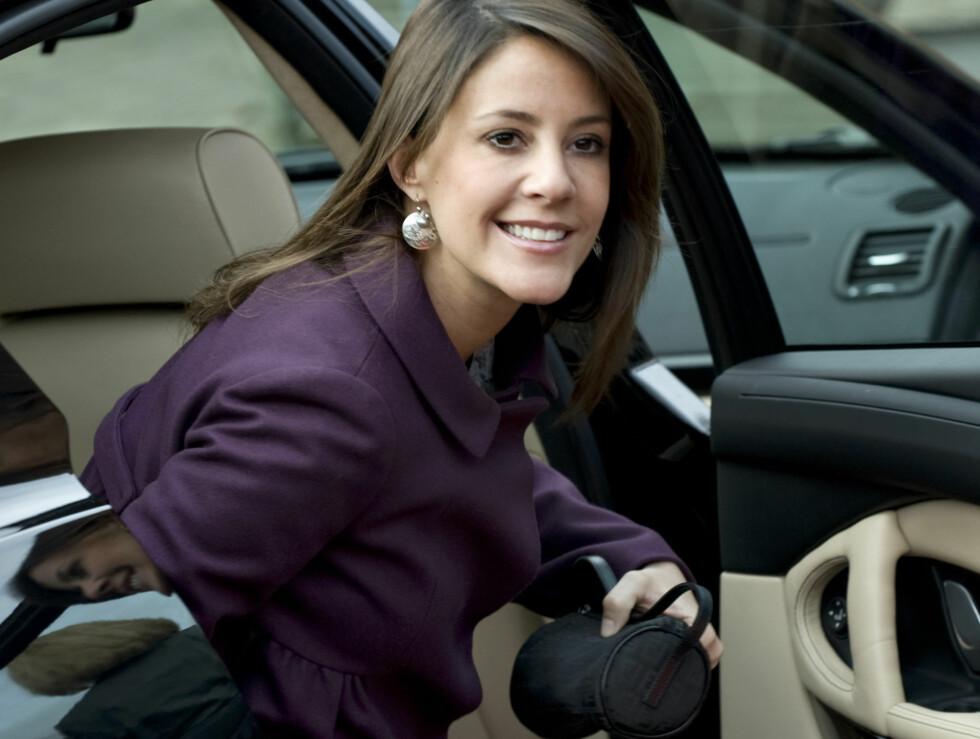 5. PLASS: Til og med prins Joachims kone, prinsesse Marie, slo våre norske kongelige. Foto: Scanpix