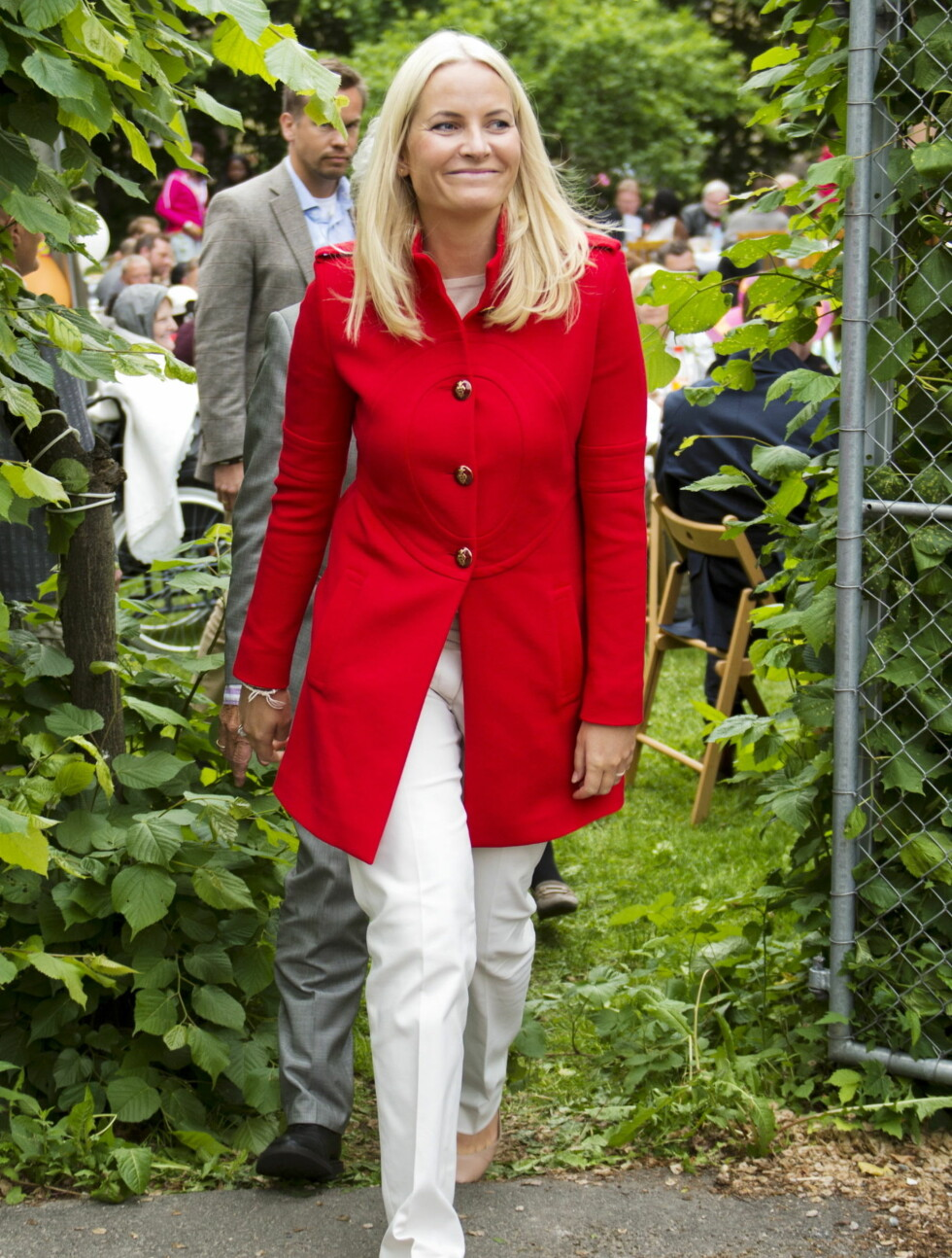 LANGT NEDE: Kronprinsesse Mette-Marit kom på 8. plass - og slo bare Märtha i kåringen. Foto: NTB scanpix