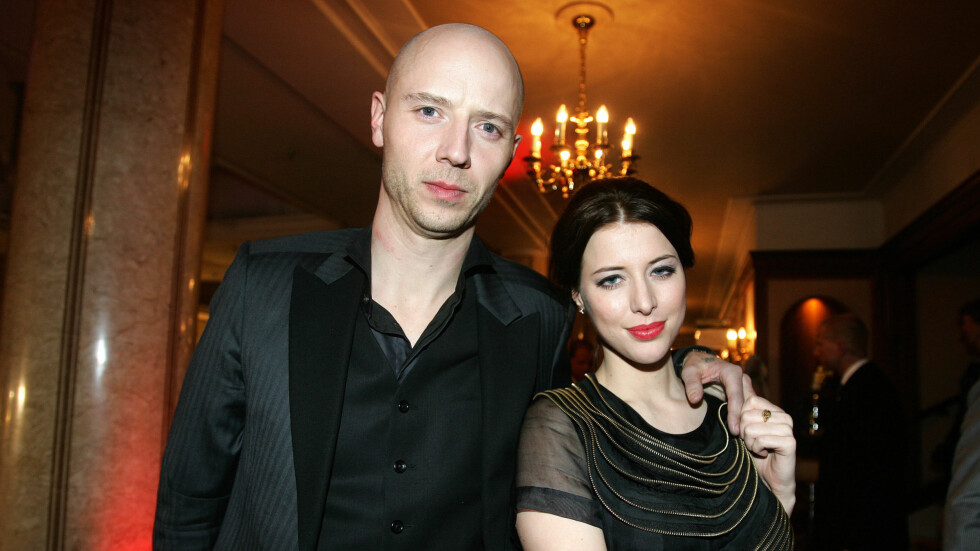 STOLTE FORELDRE: Sivert Høyem og Helena Brodtkorb har fått en datter.