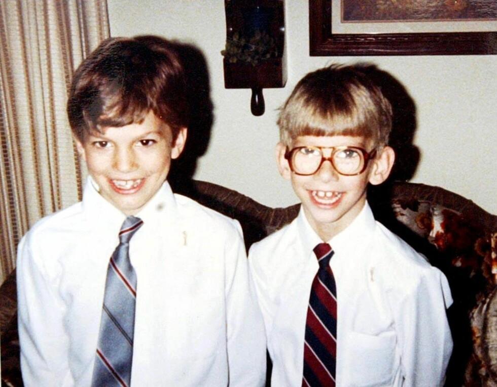 HJERTEPROBLEMER: Michael måtte gjennom en hjertetransplantasjon som barn. Foto: Tom Vickers / Splash News/ All Over Press