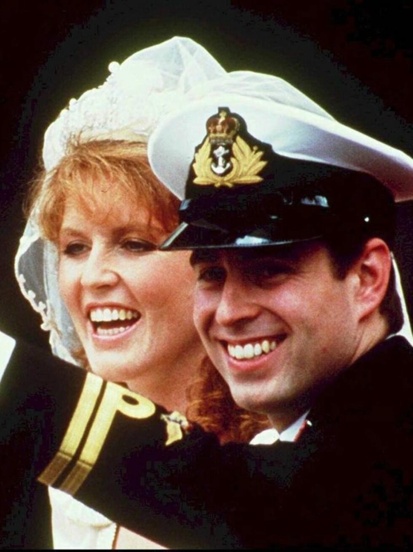 <strong>NY ROMANSE:</strong> Sarah Ferguson giftet seg med prins Andrew i 1986, og 10 år senere ble paret skilt. I fjor spekulerer britiske medier i at  de hadde funnet sammen igjen.  Foto: AP